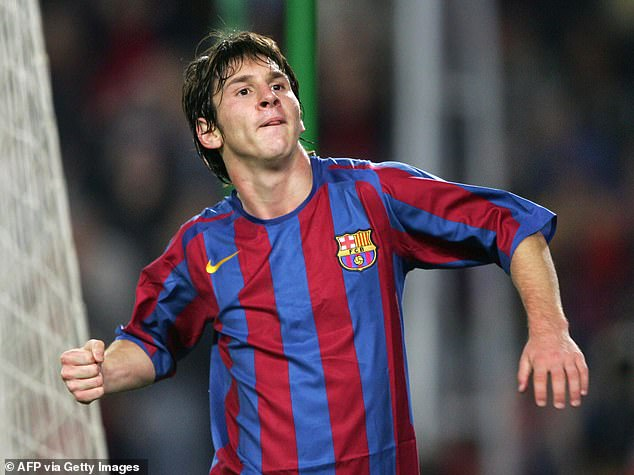 Lionel Messi becomes first EVER player to score in 16 straight Champions League seasons