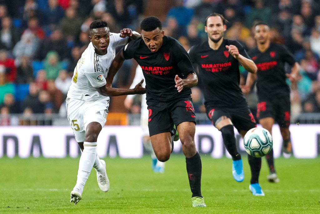 Sevilla confident of Jules Kounde renewal despite Manchester City interest