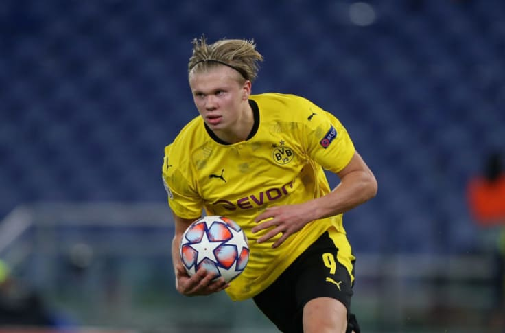 Erling Haaland not looking to leave Borussia Dortmund amid Real Madrid rumours