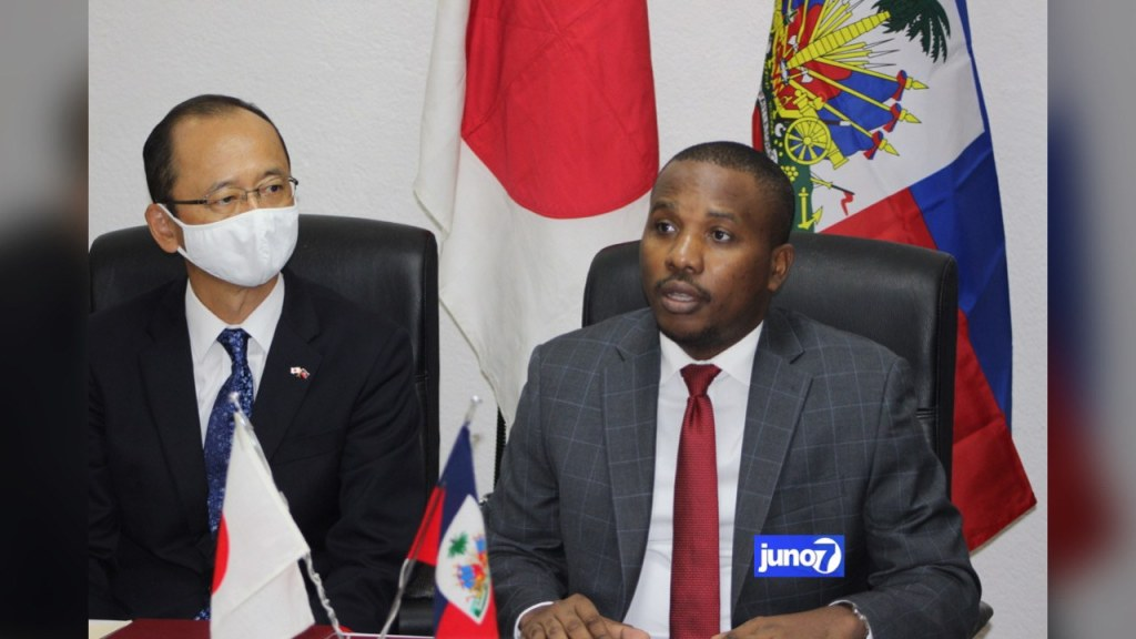 Japan donates $3.8 million to Haiti for rice