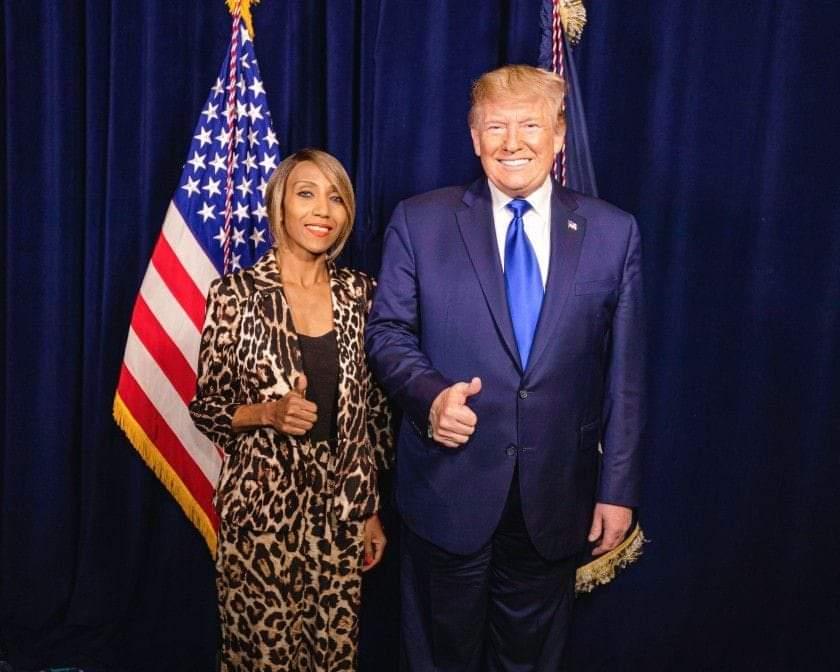 """Haitian Trump Supporter: """"Nou pap pran tikèt sa!"""""""