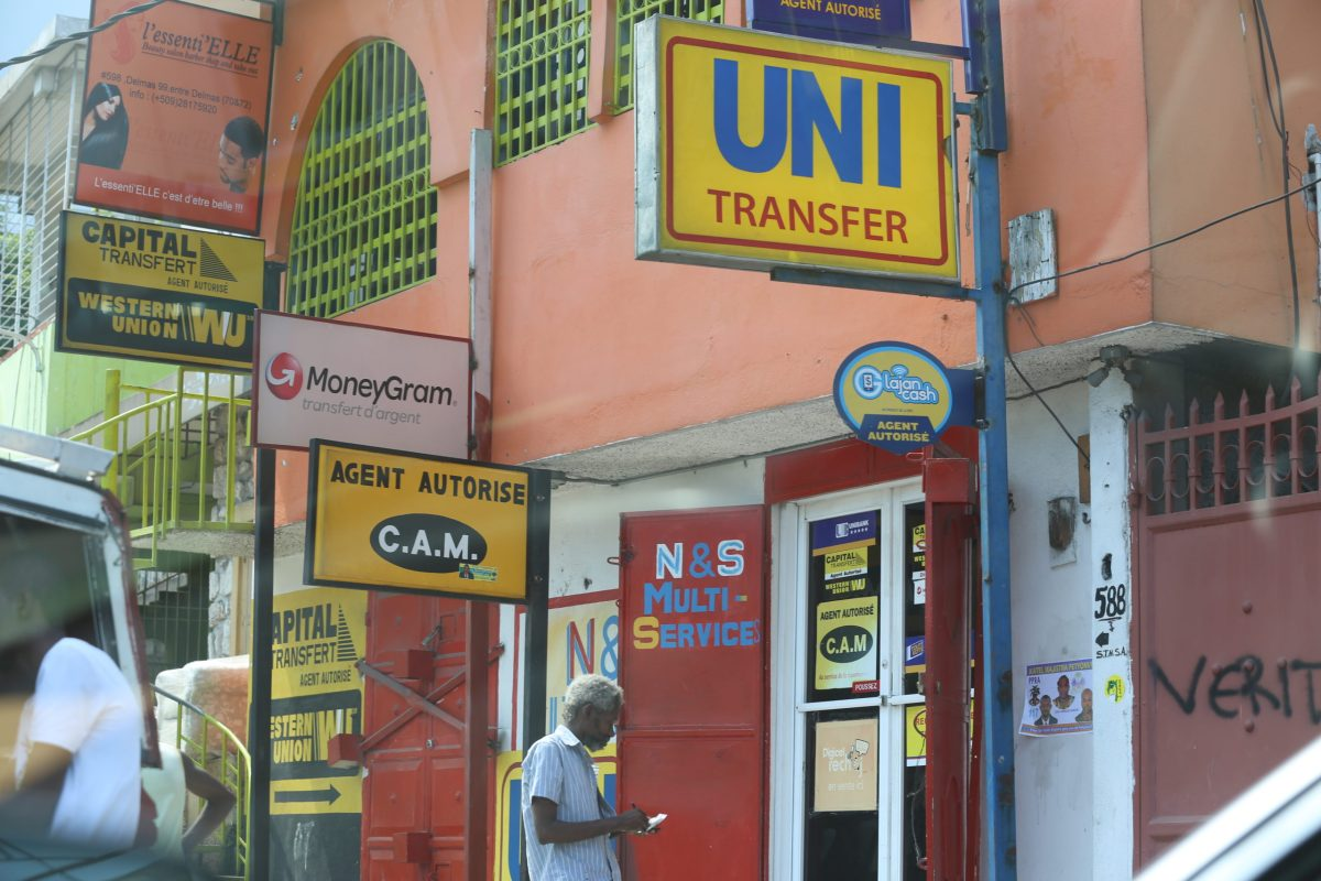 haitian currency inflation gourde