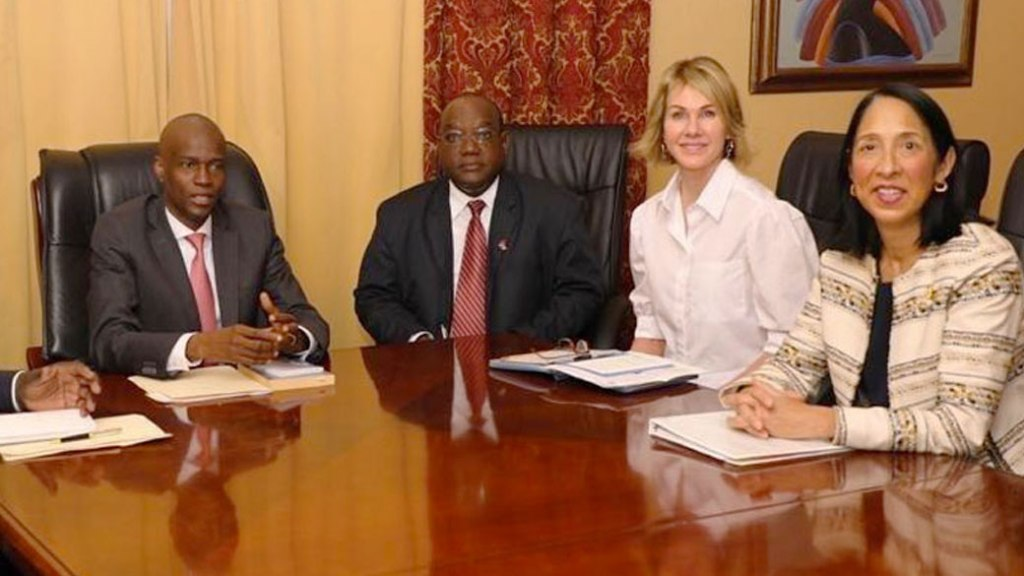 Opposition groups deny reports of meetings with President Moïse