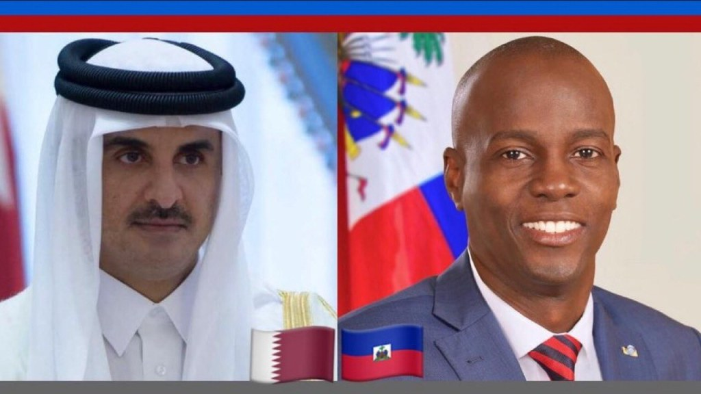 Haiti looks to strengthen relationship with Qatar