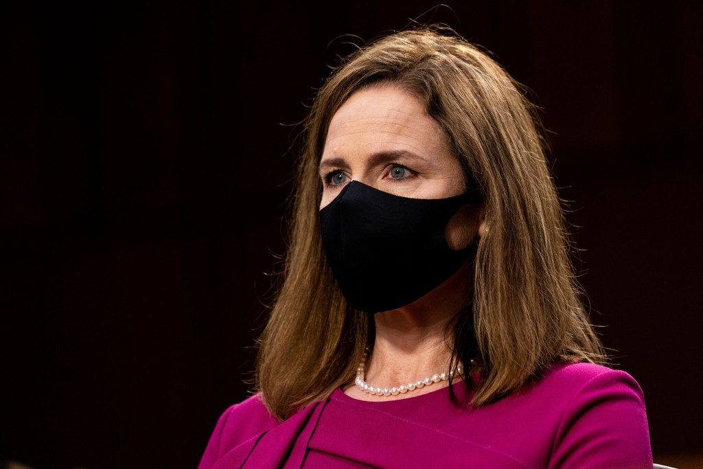 Amy Coney Barrett's Views On Immigration Worry Legal Experts