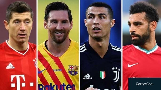 Lewandowski, Messi, Ronaldo & Salah all included as FIFA The Best nominees revealed.