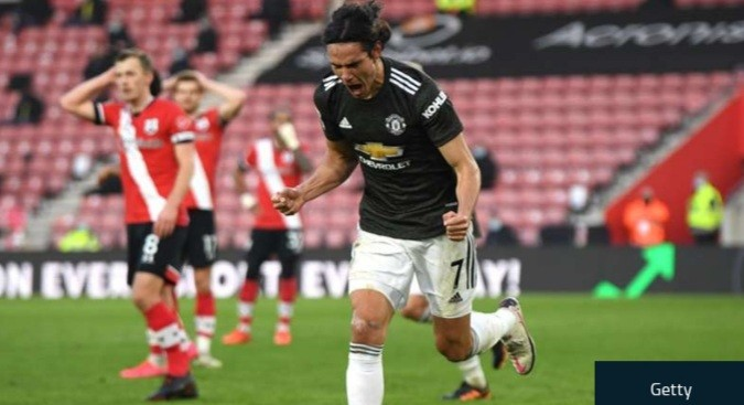 Cavani smells the goal' – Fernandes not surprised by Man Utd striker's immediate impact