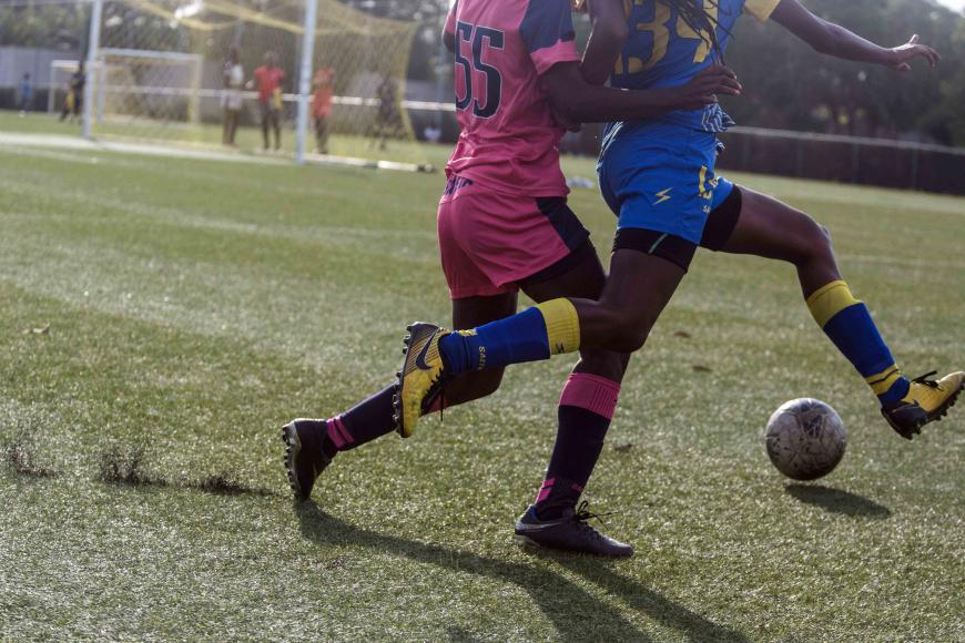 Haiti: End Sexual Abuse in Football