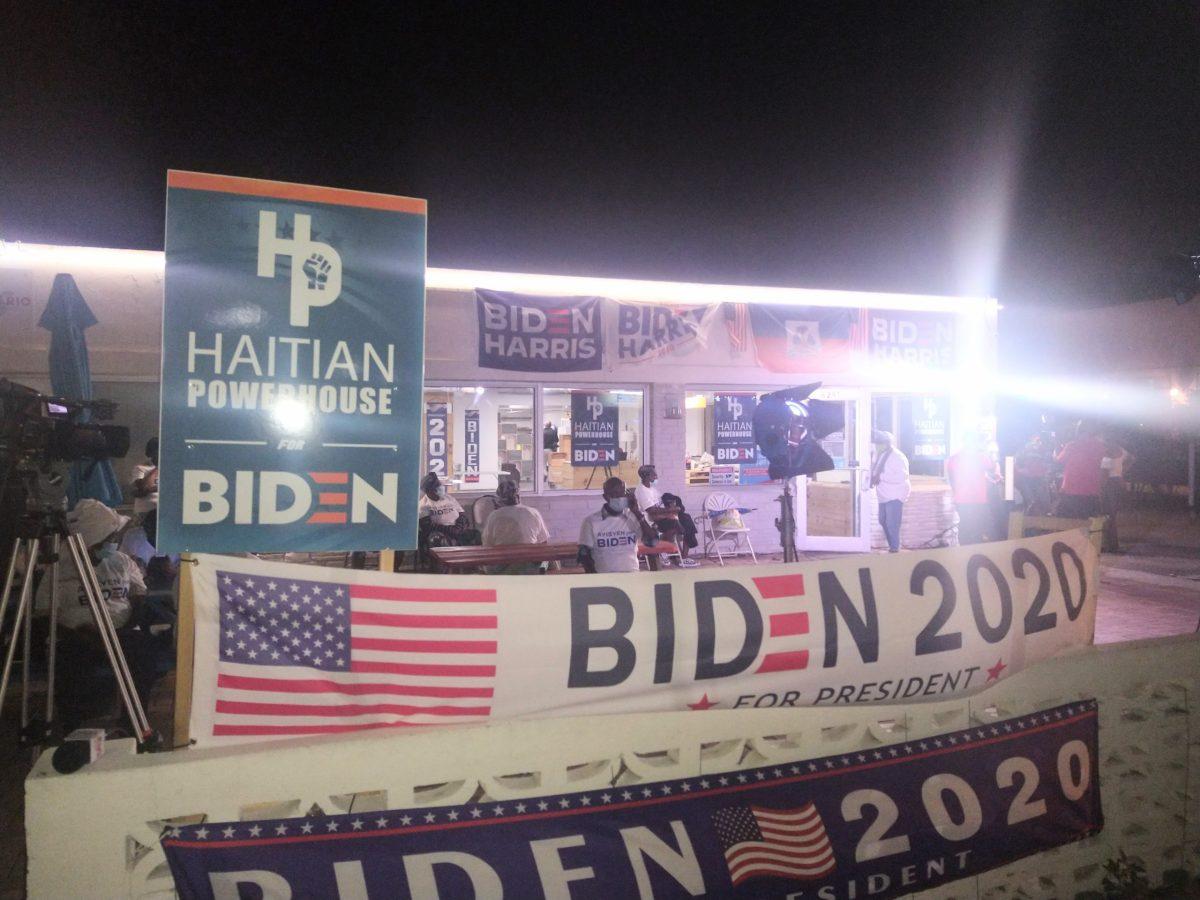 Haitian-Americans Vote 2020 Elections