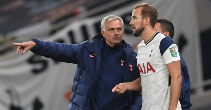 Kane: Mourinho finally has Spurs on path to 'achieve things'