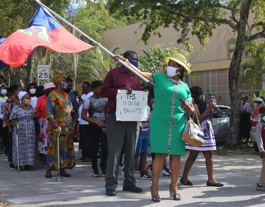 Haitian Souls Head to the Polls in Final Days of Election