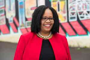 NYS Assemblywoman Mathylde Frontus