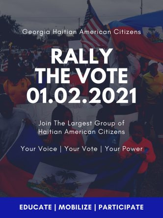 gather the voting Haitian community