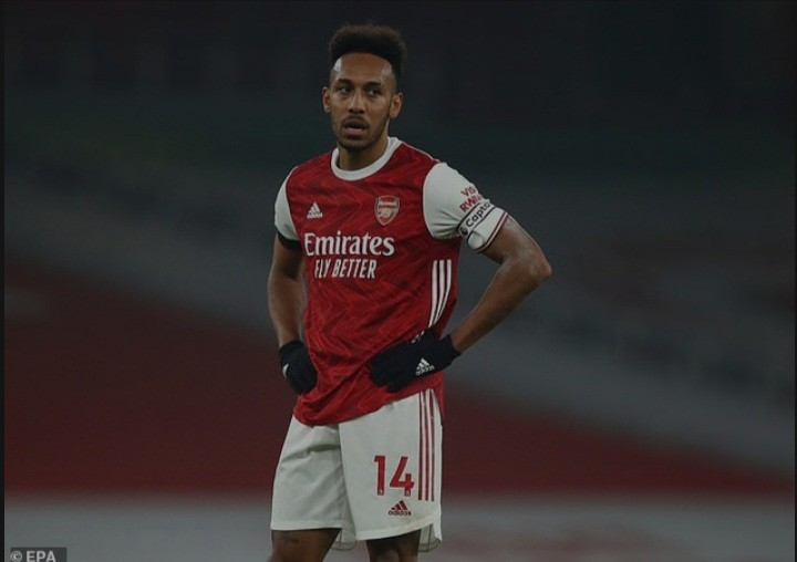 Pierre-Emerick Aubameyang's performances have dropped off since he signed his new £250,000-a-week Arsenal contract, according to former Tottenham striker Darren Bent
