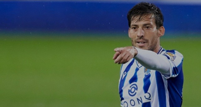David Silva is showing Man City what they're missing at Real Sociedad: magic