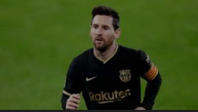 Messi smashes 46-year-old Pele record with goal v Valladolid
