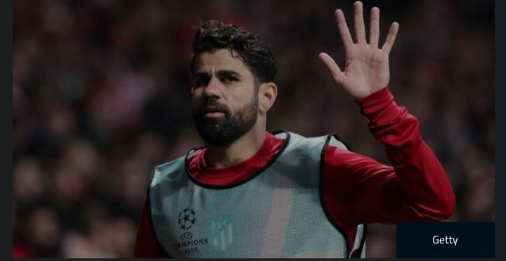 Diego Costa asks to terminate Atletico Madrid contract ahead of January transfer window