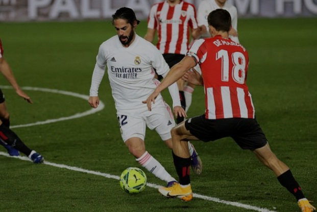 Real Madrid outcast Isco 'chooses to join Sevilla at the end of the season'