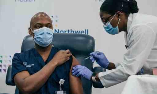 Dr Yves Duroseau Haitian-american, covid-19 vaccine