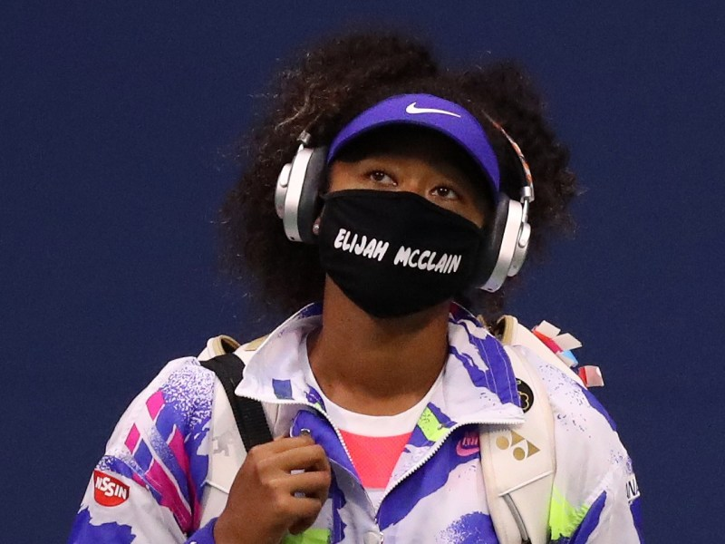 Naomi Osaka Haitian newsmaker