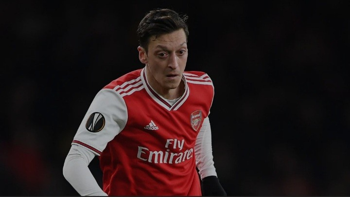 Mesut Ozil 'agrees three-year deal' with Turkish giants Fenerbahce