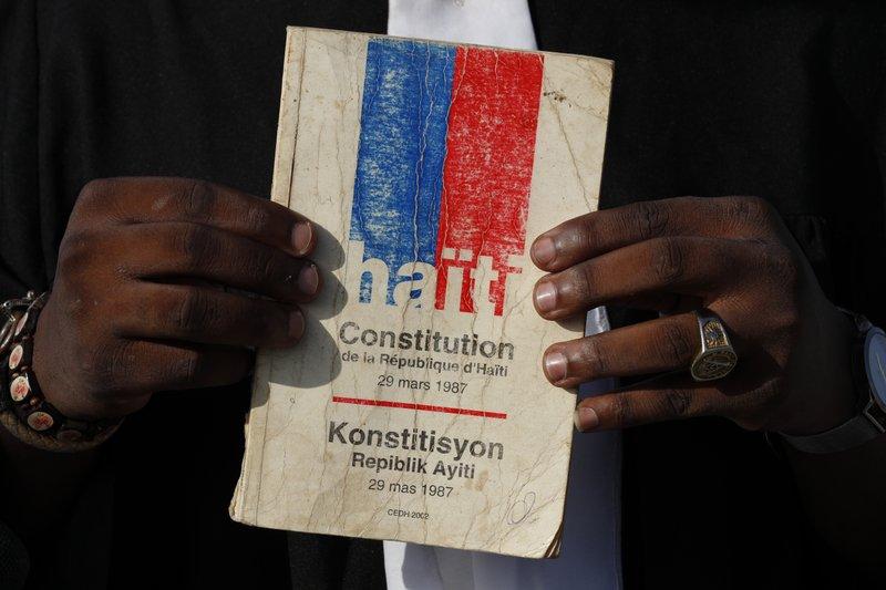 haiti constitution referendum
