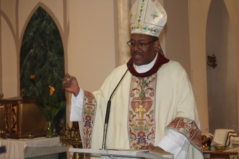 Haiti archbishop