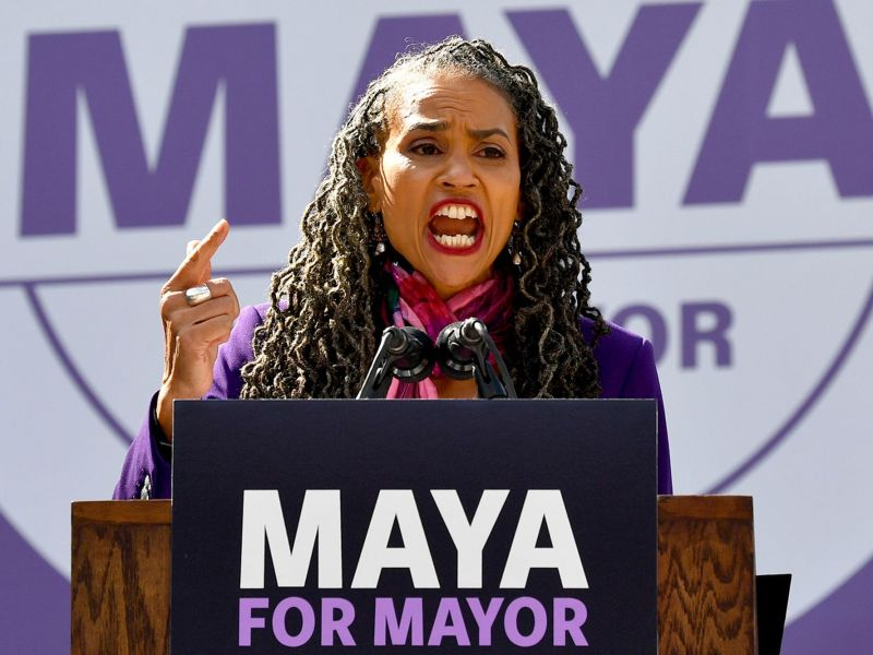 maya wiley mayor