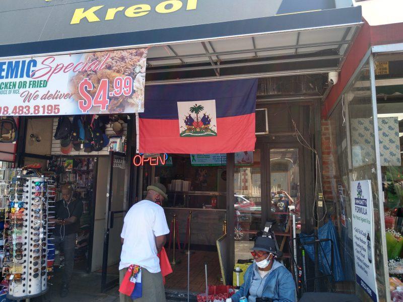 buffet kreol haitian restaurant