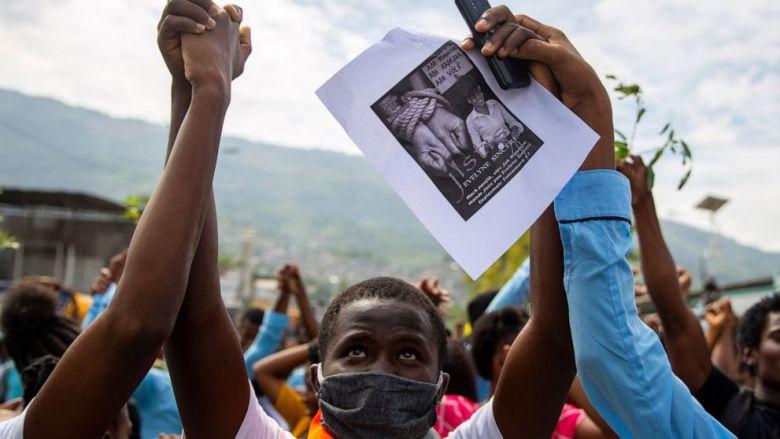 free evelyne haiti