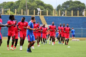 "Haitian players still ""believe"" ahead of second leg versus Canada"