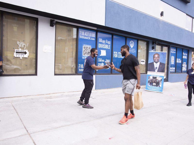 campaign workers flatbush haitian times