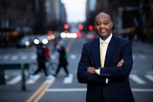 Mayoral hopeful Ray McGuire wants Haitians in NYC's 'inclusive comeback'
