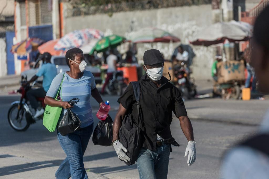 haiti coronavirus referendum moise