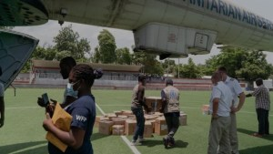 Gang violence and security vacuum in Haiti thwart aid delivery