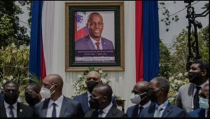 U.S. appoints special envoy to promote peace in Haiti after assassination of nation's president