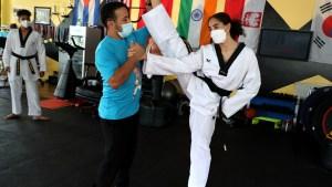 Taekwondo star wants to represent Haiti in Olympics, but USOC says no