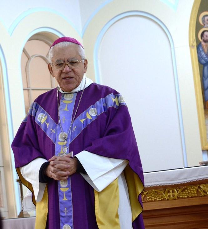 Sansaricq Haitian bishop