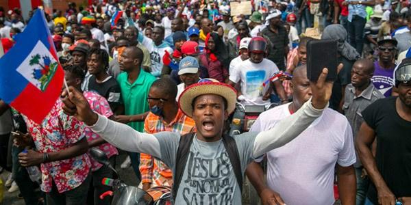 haitian elections, haiti democracy, civil society haiti, Yves geffard