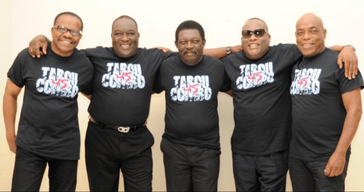 Tabou Combo Haitian Konpa music