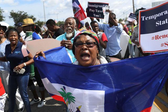 haiti immigrant