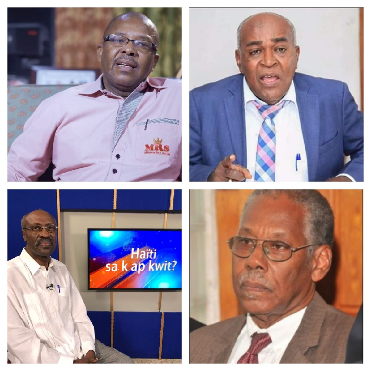 moise haiti suspects