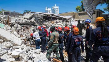 haiti earthquake aid