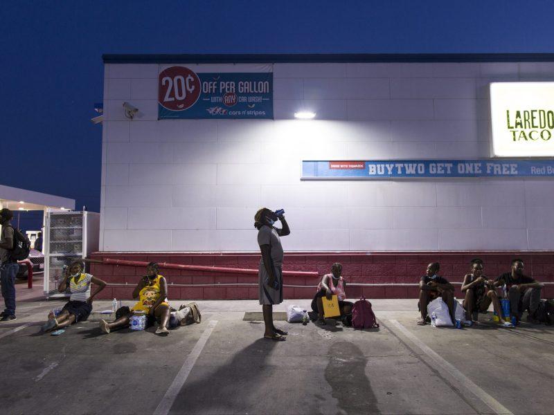 haitian migrants, Del Rio texas