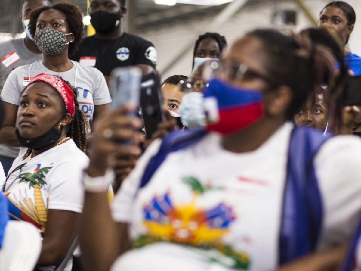 haitian volunteers houston