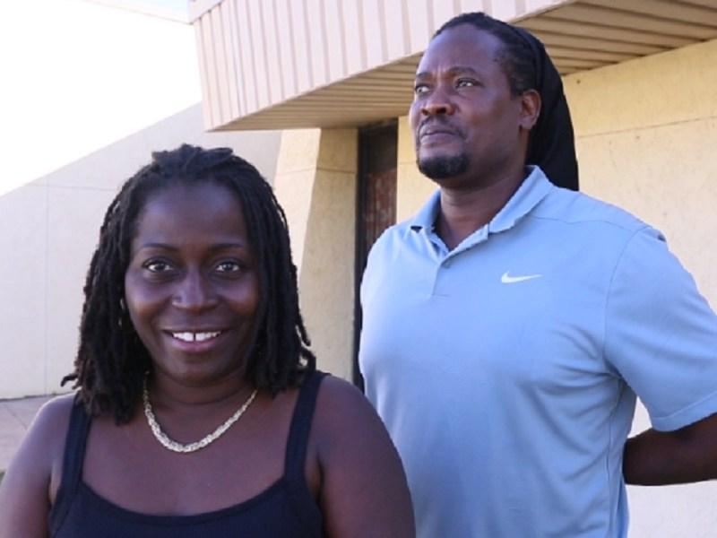 haitian american family texas