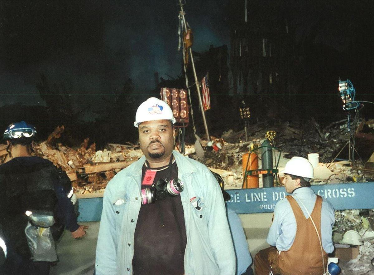 paul eliacin haitian first responder