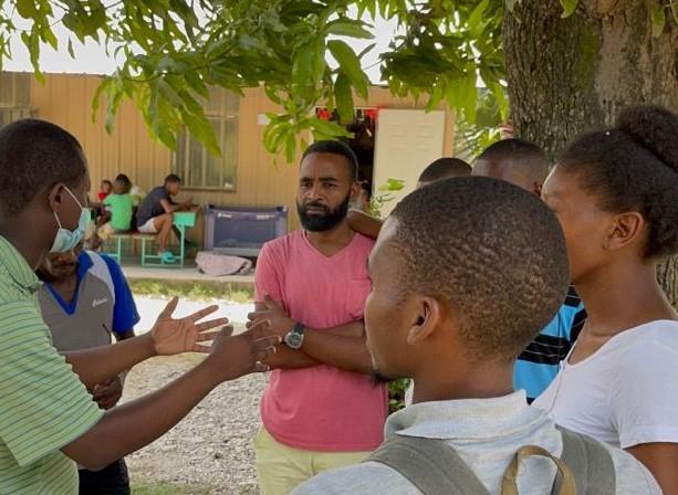 herode thomas, Haiti relief efforts, Haitian Diaspora relief