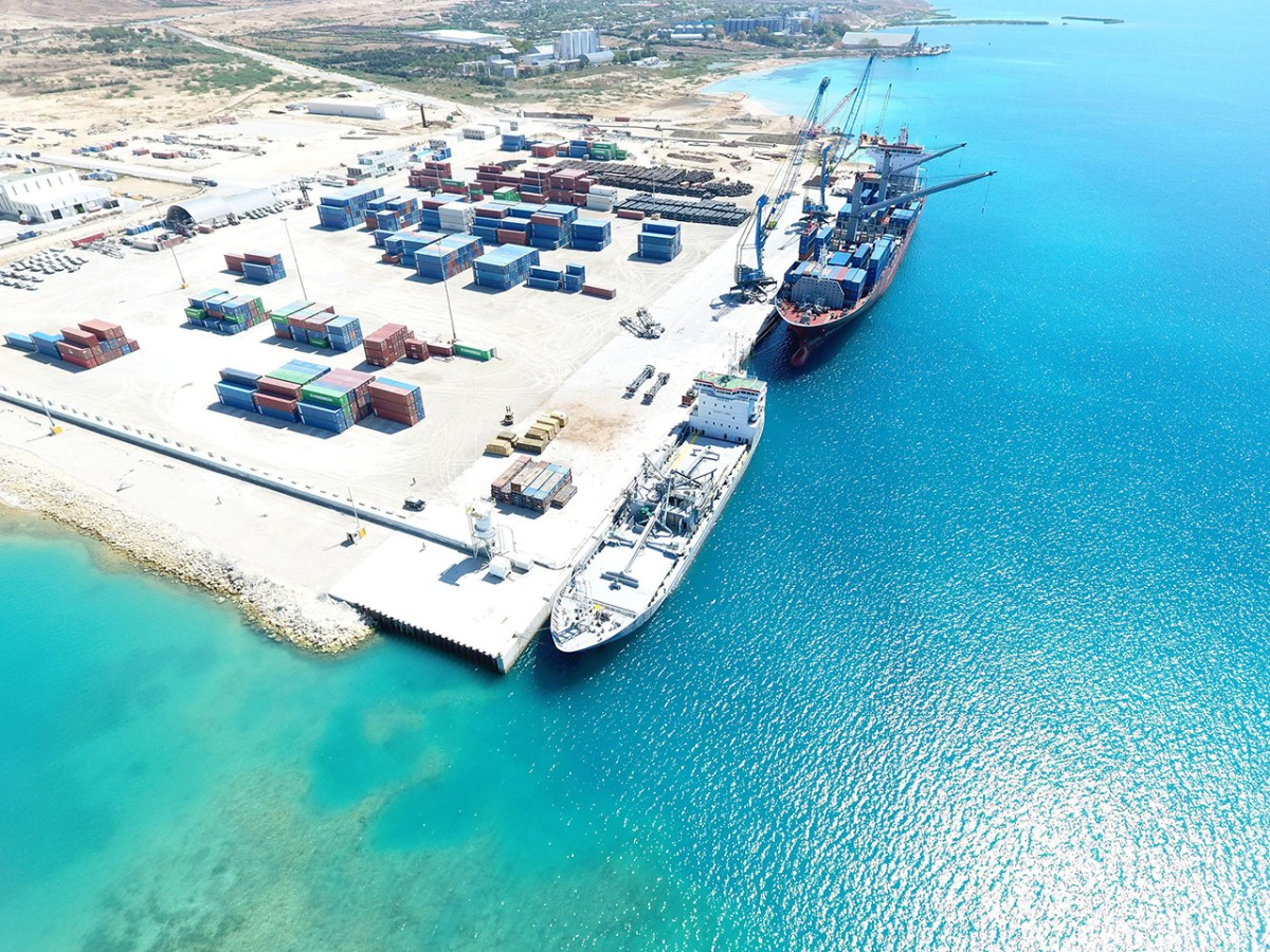 Port Lafito Haiti, haitian ports, haiti private ports