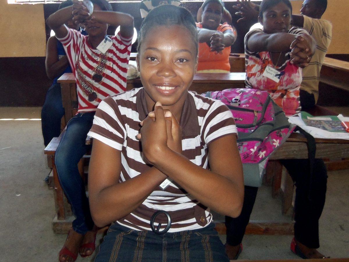 haitian yoga, haitian mental health, haitian resilience